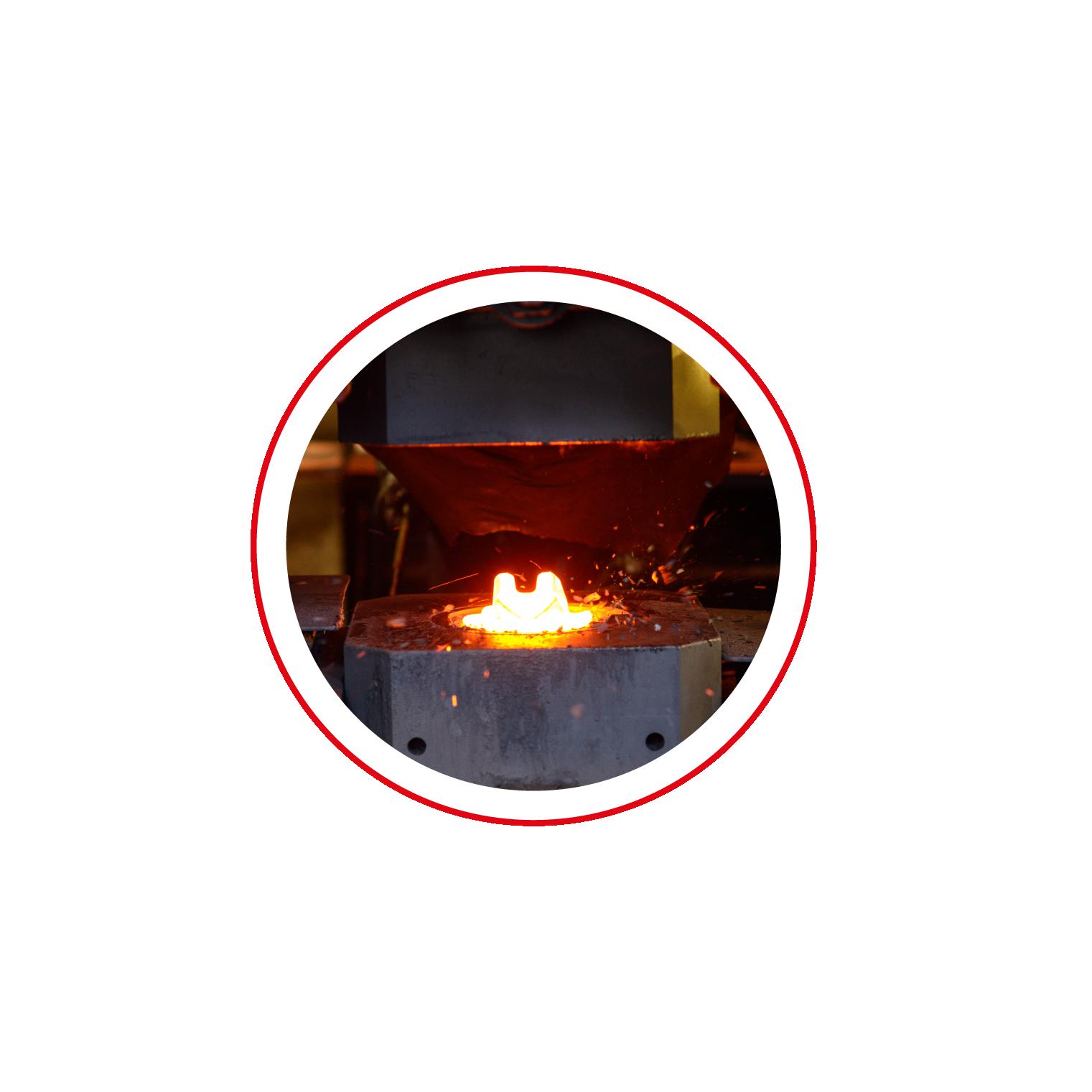 Icon für die Kompetenz Schmieden KSHB Stubai